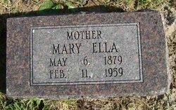 Mary Ella Raymond