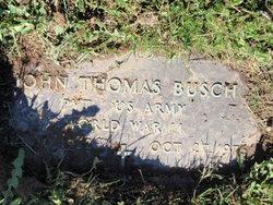 John Thomas Busch