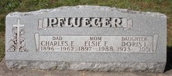 Charles F Pflueger