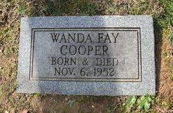 Wanda Fay Cooper