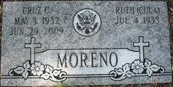 Cruz C Moreno