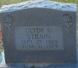 Clyde D Strain