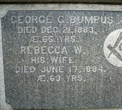 George G Bumpus