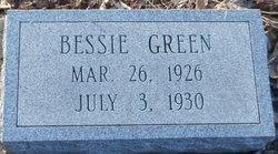 Bessie Green