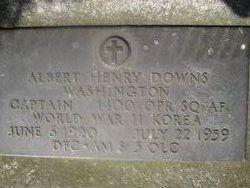 Albert Henry Downs