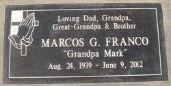 "Marcos G. ""Grandpa Mark"" Franco"
