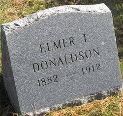 Elmer T Donaldson