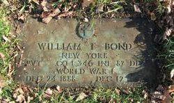 William F. Bond
