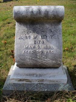 John Whiton Lovell