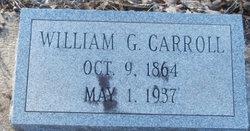 William G Carroll