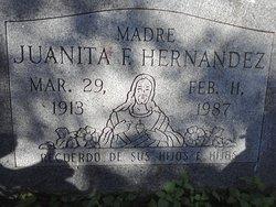 Juanita F. Hernandez