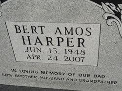 Bert Amos Harper