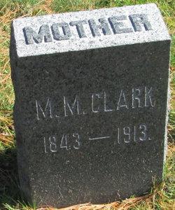Melvina M <I>Walkley</I> Clark