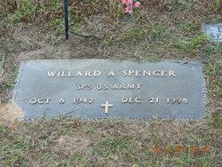 Willard A Spencer