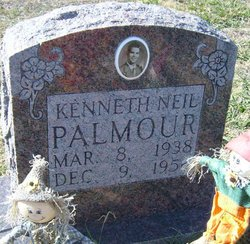 Kenneth Neil Palmour