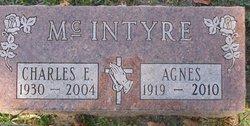Charles E McIntyre