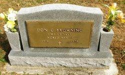 Don C. Browning