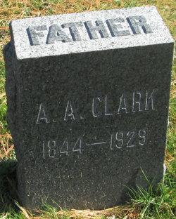 Alfred A Clark