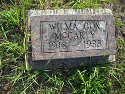 Wilma <I>Cox</I> McCarty