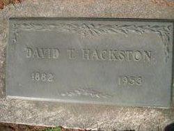 David T. Hackston