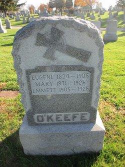 Mary <I>Tooping</I> O'Keefe
