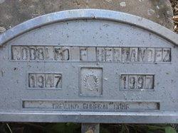 Rodolfo F. Hernandez