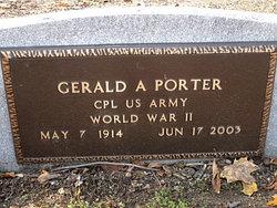 Gerald A. Porter