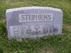 Grover C Stephens