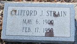 Clifford J Strain