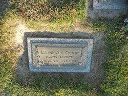 Eleanor Jane Coutant