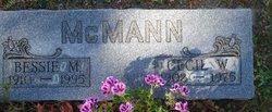 Bessie Mae <I>Fulsher</I> McMann