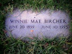 Winnie Mae <I>Culpepper</I> Bircher