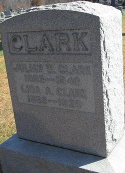 Julian Webster Clark