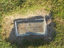 Emma W. Morledge