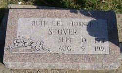 Ruth Lee <I>Horner</I> Stover