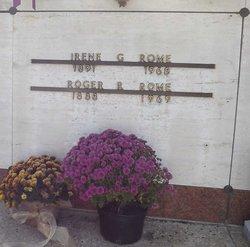 Irene <I>Gaudet</I> Rome