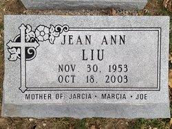 Jean Ann Liu