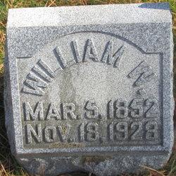 William W Cook