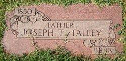 Joseph Thomas Talley
