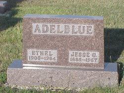 Ethel <I>Foster</I> Adelblue