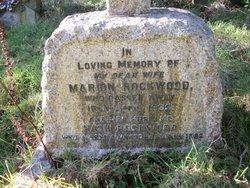 Marion Rockwood