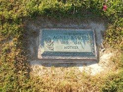 Agnes May <I>Brundage</I> Watts