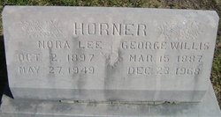 George Willis Horner