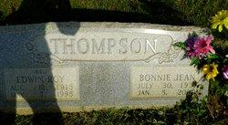 Edwin Roy Thompson