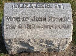 Eliza <I>Jones</I> Nerney