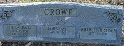 Tildon James Crowe