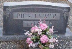 Nancy <I>Sarratt</I> Picklesimer