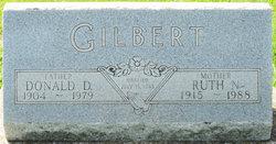 Donald D Gilbert