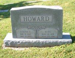 Lonnie Edwin Howard, Sr