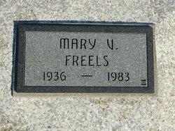 Mary Violet <I>Buffalow</I> Freels